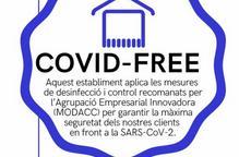 El Cluster Català de la Moda ha otorgat el seu segell de qualitat COVIT-FREE a la botiga de Agramunt Aura Moda... ....