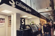 Cal Sargaire amplia mercat i obre el primer punt de venda a Barcelona