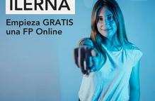 ILERNA Online obre gratis els seus cicles formatius a distància durant l'estiu