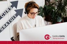 La Cambra ofereix un curs gratuït de digitalització als aturats de més de 45 anys