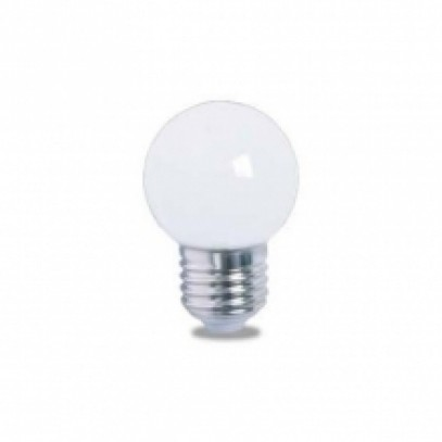LAMPARA ESFERICA.LED 5W E27 3000K CRISTAL (2003512)