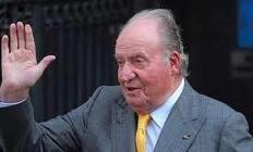 Rei Emerit. Juan Carlos Arxiu