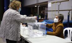 Eleccions 14- F Parlament Catalunya. Arxiu
