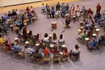 Música de cinema i percussions Drum Circle!