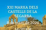Marxa dels Castells de la Segarra