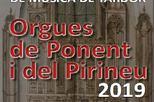 Festival de Música de Tardor Orgues de Ponent i del Pirineu