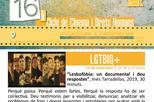"""""""Lesbofòbia: un documental i deu respostes"""" - Cicle de Cinema i Drets Humans"""