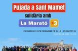 Pujada Solidària a Sant Mamet