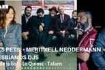 Meritxell Neddermann, els Pets , Two Lesbianos Djs - Talarn Music Experience