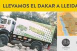 Portem el Dakar 2020 a Lleida