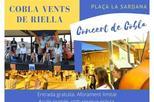 Concert de Cobla Vents de Riella