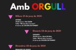 'Amb orgull' - Dia de l'Orgull LGBTIQ+ al Segrià