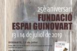 25 anys de la Fundació Espai Guinovart