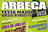 Festa Major d'Arbeca