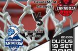 Morabanc Andorra - CasadeMont Zaragoza