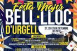 Festa Major de Bell-lloc d'Urgell