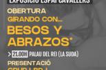 Exposició de Rafa Ariño 'Girando con besos y abrazos'