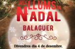 Encesa de llums de Nadal i estrena pista de gel | Balaguer