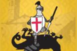 Representació de Sant Jordi i el Drac