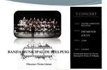 Concert de la Banda Municipal de Bellpuig
