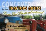 Concentració de tractors antics