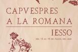Capvespres a la Romana Guissona