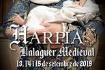 Harpia Balaguer Medieval