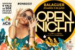 Open Night Balaguer