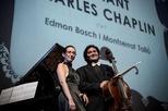 """""""Elogiant Charles Chaplin"""". Edmon Bosch i Montserrat Talló"""