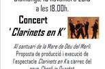 Clarinets en K