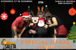 Project Party Impro - Especial Nadal