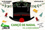 Cançó de Nadal Julieu i Romenta - Cia. La Dona Barbuda