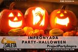 Impronyada. Party-Halloween
