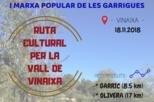 Marxa cultural per la Vall de Vinaixa