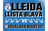CE Lleida Llista - Igualada Rigat HC