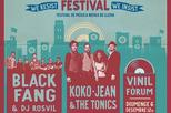 "Ponent Roots Festival - ""we resist, we insist"""