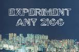 Experiment any 2100
