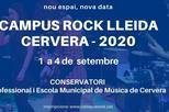 'Campus Rock Lleida' torna aquest estiu