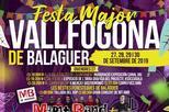 Festa Major de Vallfogona de Balaguer