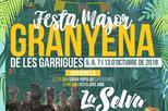 Festa major de Granyena de les Garrigues