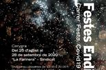"""Exposició """"Festes endins. Carrer. Festa. Covid19"""""""