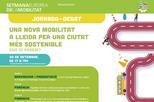 """Jornada de debat """"Una nova mobilitat a Lleida. Per una ciutat més sostenible i saludable"""""""