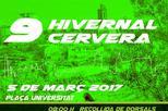9 Hivernal Cervera 2017