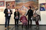'Una vida dedicada a l'ART, una constant fugida'