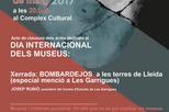 'Els bombardejos a les comarques de Lleida'
