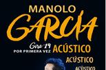 Manolo García - Gira 2019 Acústic (Cervera)