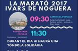 La Marató 2017 a Ivars de Noguera