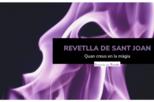 Revetlla de Sant Joan a Aromes de Can Rosselló