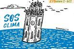 Lleida, amb l'acció internacional pel clima