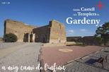 Visites guiades al Castell dels Templers de Gardeny